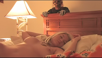 Alison FTV - Big breasted blonde is followed by a psycho